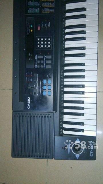 〔转让〕卡西欧ct877高档电子琴一台