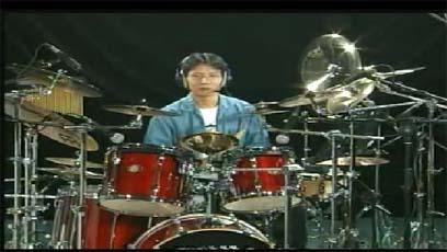 视频爵士鼓教学单跳、双跳、复合跳组合练习