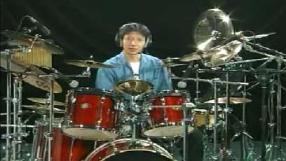 视频爵士鼓教学速度的控制