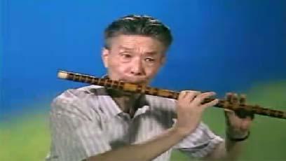 视频笛子教学苏三起解示范