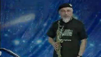视频萨克斯教学(阿细跳月)演奏示范