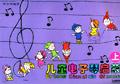 儿童电子琴启蒙(上下)