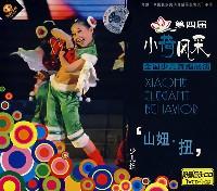 第四届小荷风采全国少儿舞蹈展演:山妞·扭(VCD+CD)