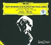 阿尔图罗·托斯卡尼尼(莫扎特:降B大调圆号和弦乐队嬉游曲)(CD)