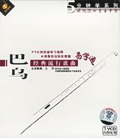 5分钟学系列巴乌:经典流行歌曲易学通(1VCD)