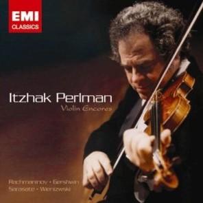 伊萨克帕尔曼小提琴安可曲(2CD)