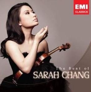 张莎拉小提琴精选作品集2CD