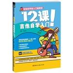 12课!吉他自学入门(附赠DVD光盘)