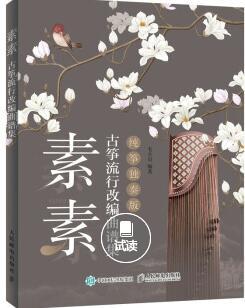 素素 古筝流行改编曲谱集 纯筝独奏版