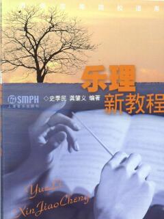乐理新教程(普通高等院校适用)